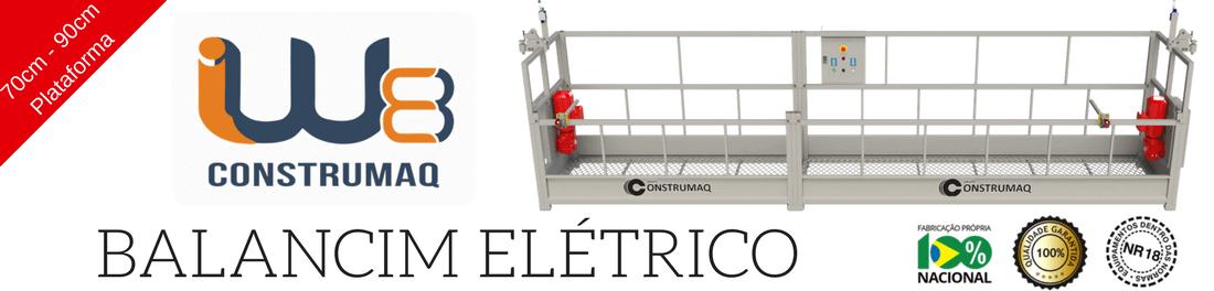 Venda Balancim Elétrico com preço de fábrica para utilização em obras da Construção Civil